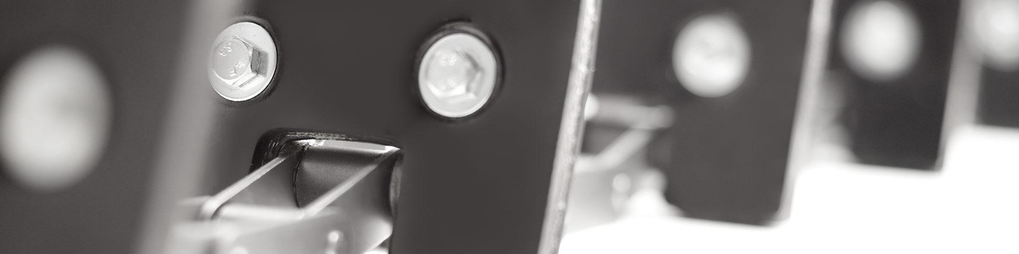 cadena de elevador con paletas