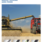 Catálogo completo de correa agrícola Optibelt Agropower